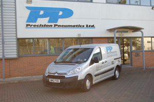 Precision Pneumatics - here to help!
